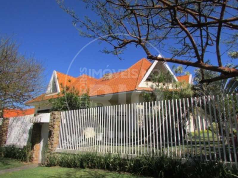Melhores Imóveis no Rio - Casa 4 quartos no Condomínio Mansões - CB0199 - 1