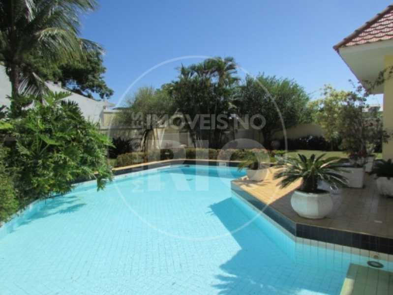Melhores Imóveis no Rio - Casa 4 quartos no Condomínio Mansões - CB0199 - 3