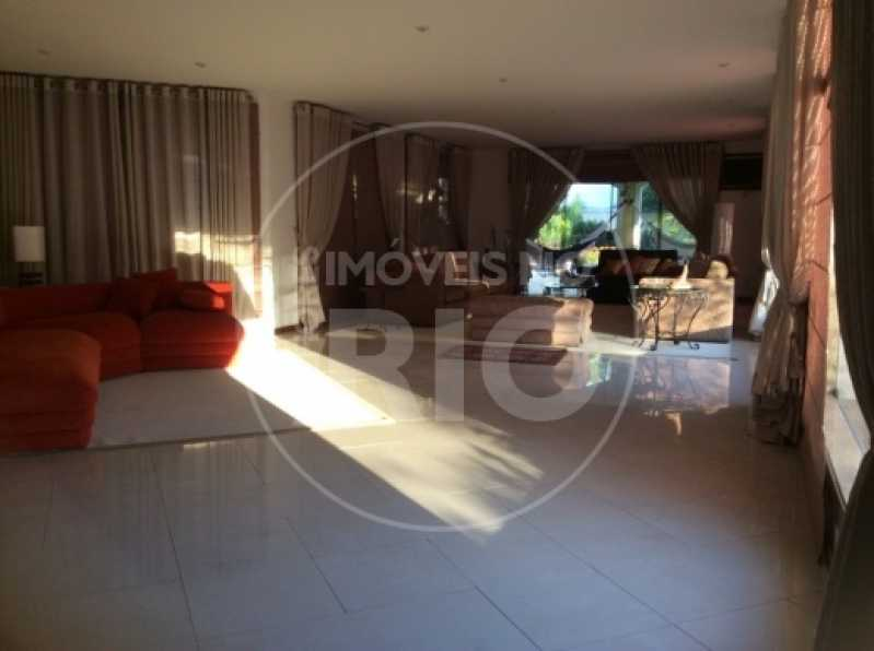 Melhores Imóveis no Rio - Casa 4 quartos no Condomínio Mansões - CB0199 - 6