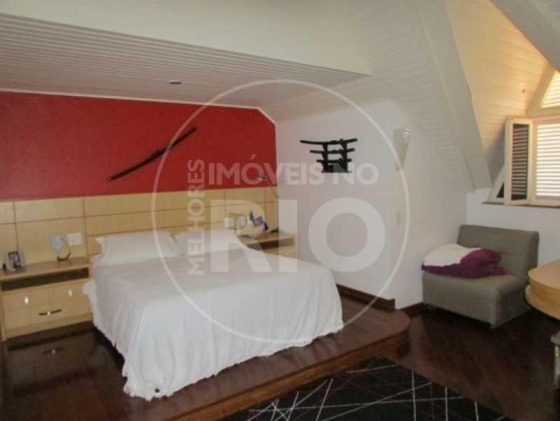 Melhores Imóveis no Rio - Casa 4 quartos no Condomínio Mansões - CB0199 - 10