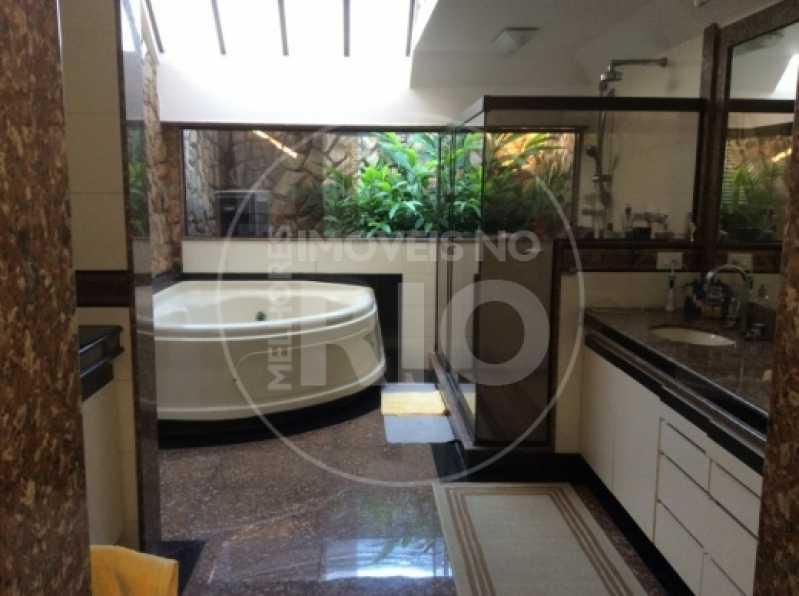 Melhores Imóveis no Rio - Casa 4 quartos no Condomínio Mansões - CB0199 - 13