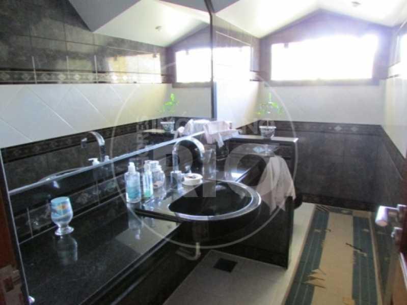 Melhores Imóveis no Rio - Casa 4 quartos no Condomínio Mansões - CB0199 - 14