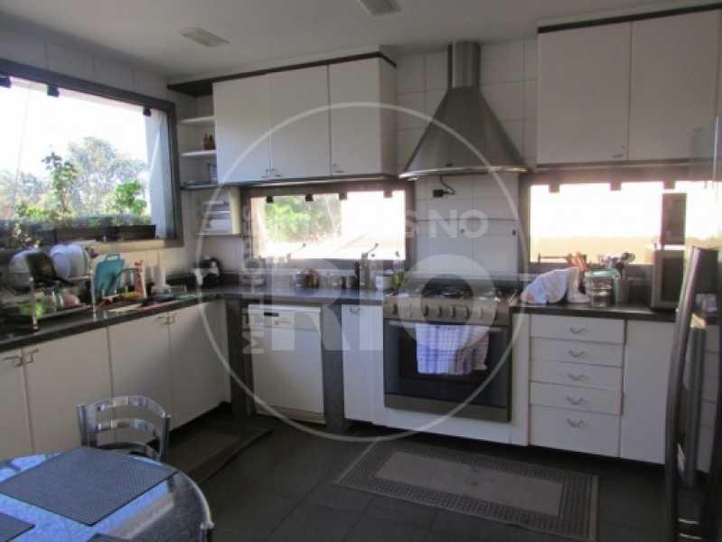 Melhores Imóveis no Rio - Casa 4 quartos no Condomínio Mansões - CB0199 - 15