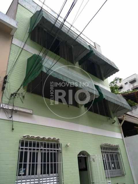 Melhores Imóveis no Rio - Casa de vila 4 quartos na Tijuca - MIR1474 - 1