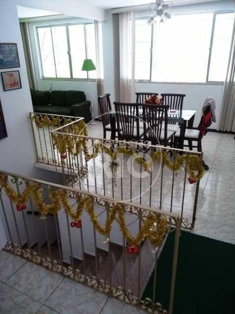 Melhores Imóveis no Rio - Casa de vila 4 quartos na Tijuca - MIR1474 - 3