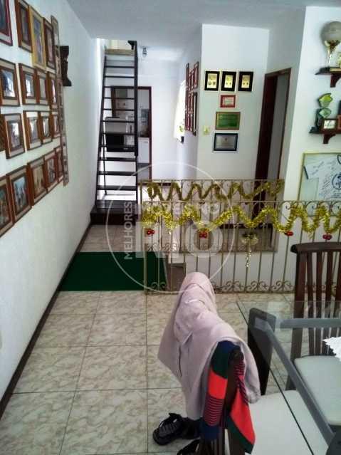 Melhores Imóveis no Rio - Casa de vila 4 quartos na Tijuca - MIR1474 - 4
