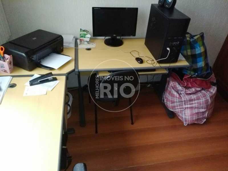 Melhores Imóveis no Rio - Casa de vila 4 quartos na Tijuca - MIR1474 - 12