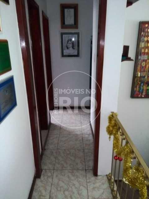 Melhores Imóveis no Rio - Casa de vila 4 quartos na Tijuca - MIR1474 - 13