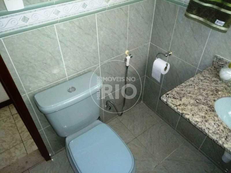 Melhores Imóveis no Rio - Casa de vila 4 quartos na Tijuca - MIR1474 - 14