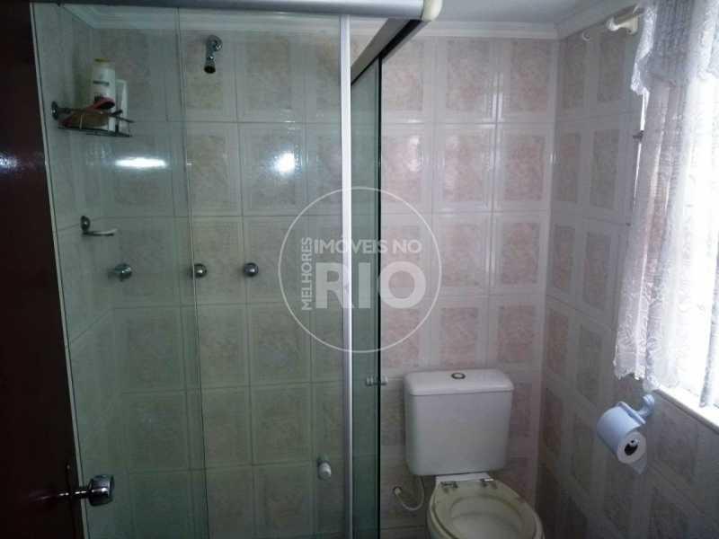 Melhores Imóveis no Rio - Casa de vila 4 quartos na Tijuca - MIR1474 - 16