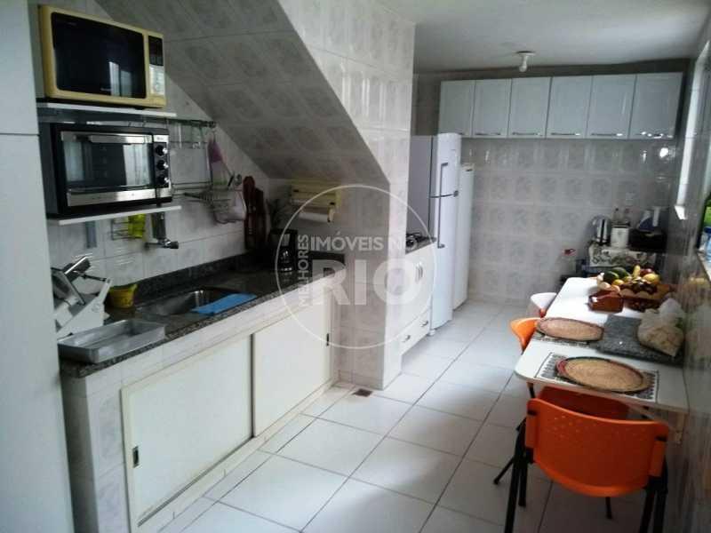 Melhores Imóveis no Rio - Casa de vila 4 quartos na Tijuca - MIR1474 - 19