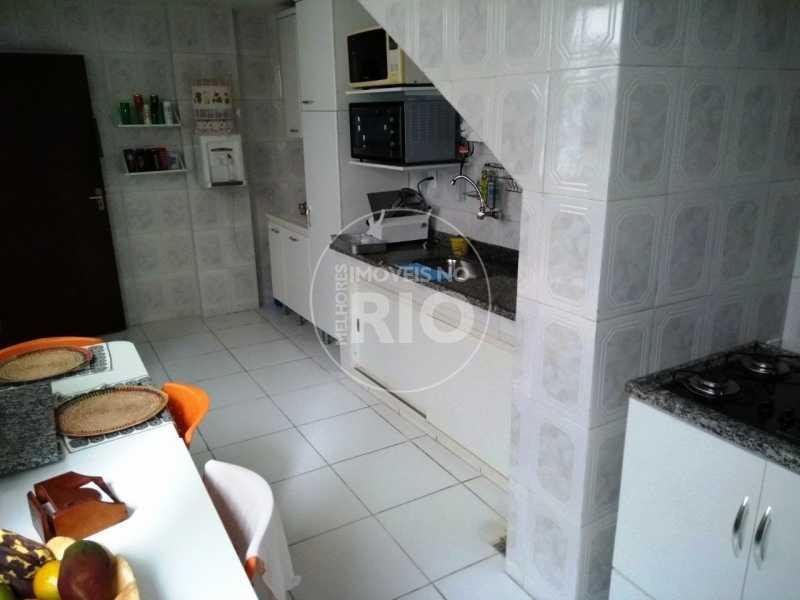 Melhores Imóveis no Rio - Casa de vila 4 quartos na Tijuca - MIR1474 - 20