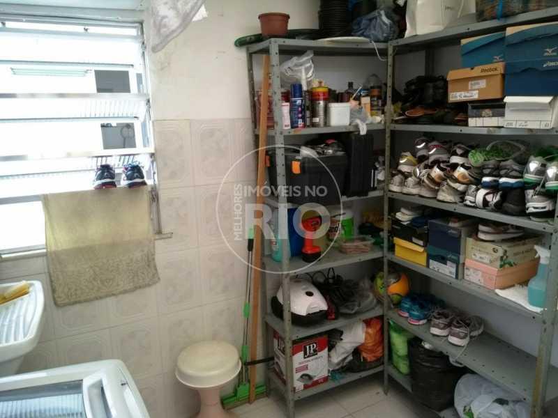 Melhores Imóveis no Rio - Casa de vila 4 quartos na Tijuca - MIR1474 - 22