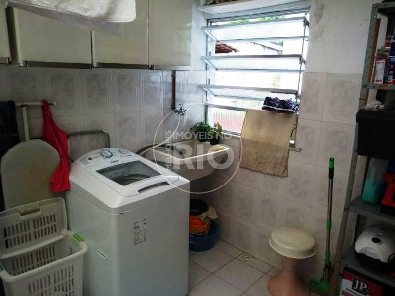 Melhores Imóveis no Rio - Casa de vila 4 quartos na Tijuca - MIR1474 - 23
