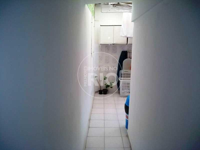 Melhores Imóveis no Rio - Casa de vila 4 quartos na Tijuca - MIR1474 - 25