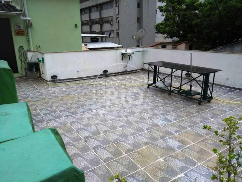 Melhores Imóveis no Rio - Casa de vila 4 quartos na Tijuca - MIR1474 - 26