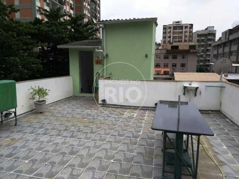 Melhores Imóveis no Rio - Casa de vila 4 quartos na Tijuca - MIR1474 - 27