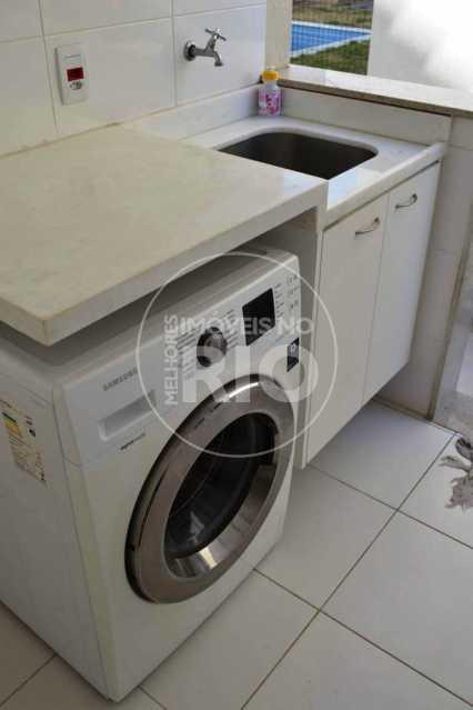 Melhores Imóveis no Rio - Casa À Venda no Condomínio Sunrise House - Recreio dos Bandeirantes - Rio de Janeiro - RJ - CB0696 - 17