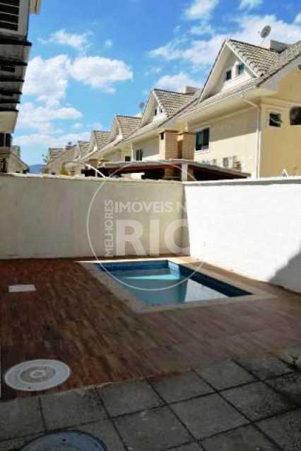 Melhores Imóveis no Rio - Casa À Venda no Condomínio Sunrise House - Recreio dos Bandeirantes - Rio de Janeiro - RJ - CB0696 - 1