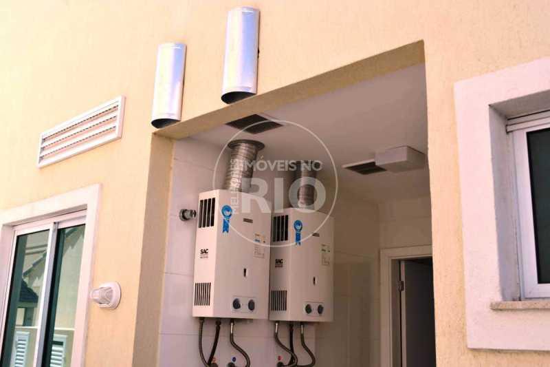 Melhores Imóveis no Rio - Casa À Venda no Condomínio Sunrise House - Recreio dos Bandeirantes - Rio de Janeiro - RJ - CB0696 - 21