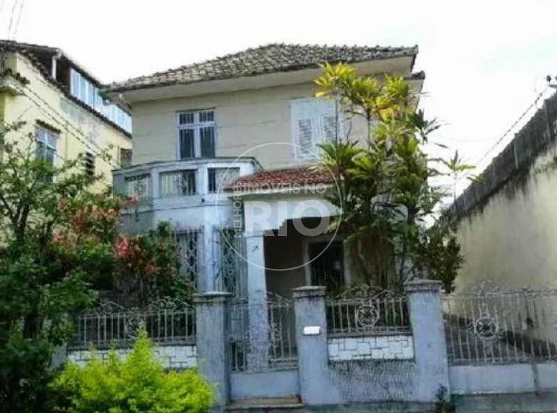 Melhores Imóveis no Rio - Casa 4 quartos no Grajaú - MIR1527 - 1