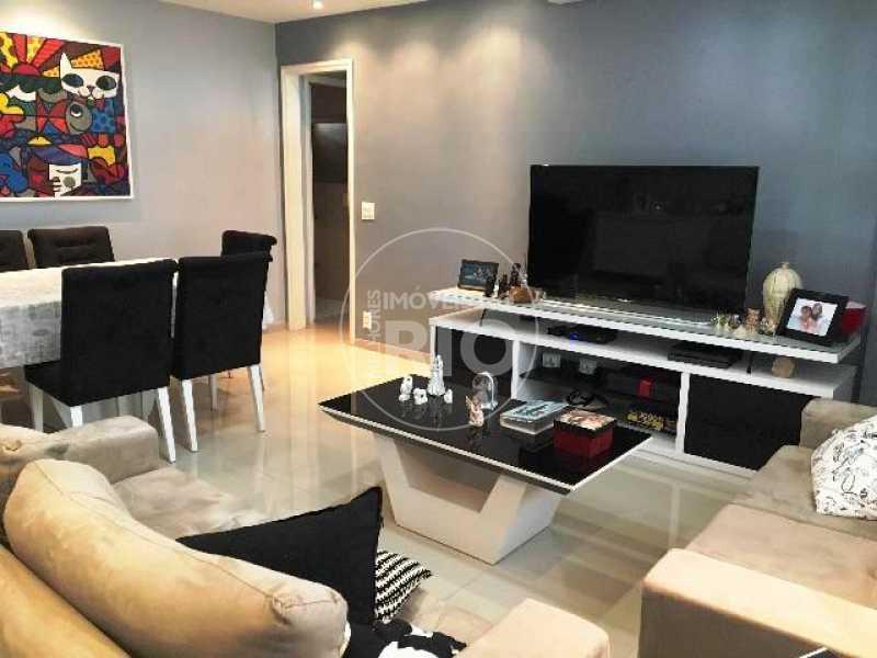 Melhores Imóveis no Rio - Apartamento 3 quartos na Tijuca - MIR1532 - 3