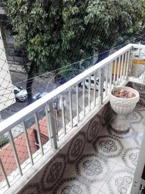 Melhores Imóveis no Rio - Apartamento 3 quartos na Tijuca - MIR1540 - 1