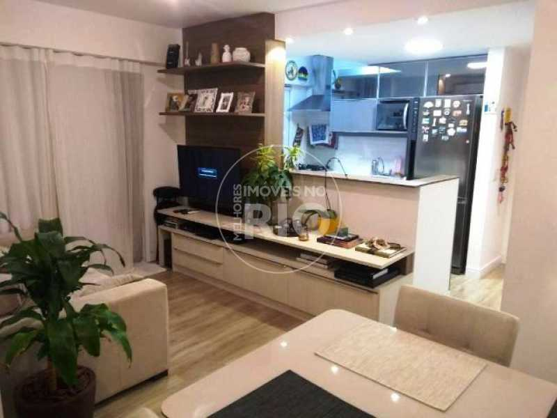 Melhores Imóveis no Rio - Apartamento 2 quartos na Tijuca - MIR1544 - 1