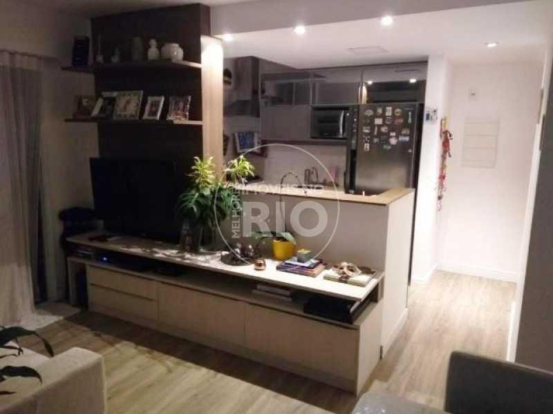 Melhores Imóveis no Rio - Apartamento 2 quartos na Tijuca - MIR1544 - 3