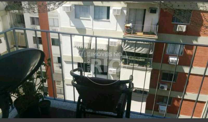 Melhores Imóveis no Rio - Apartamento 2 quartos na Tijuca - MIR1546 - 1
