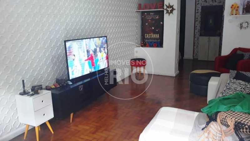 Melhores Imóveis no Rio - Casa de vila 3 quartos na Tijuca - MIR1548 - 1