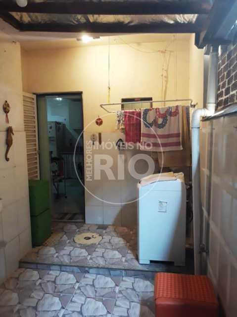 Melhores Imóveis no Rio - Casa de vila 3 quartos na Tijuca - MIR1548 - 16