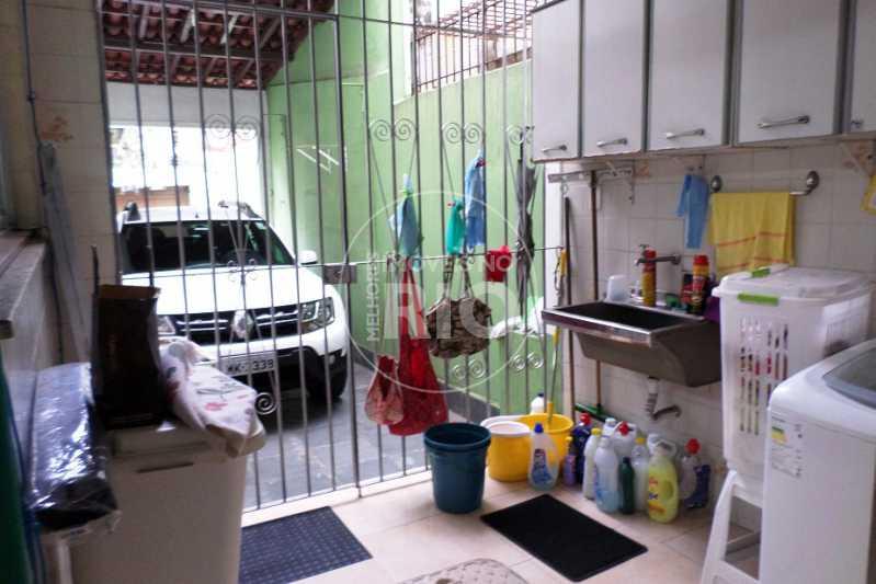 Melhores Imóveis no Rio - Casa 3 quartos no Andaraí - MIR1550 - 28