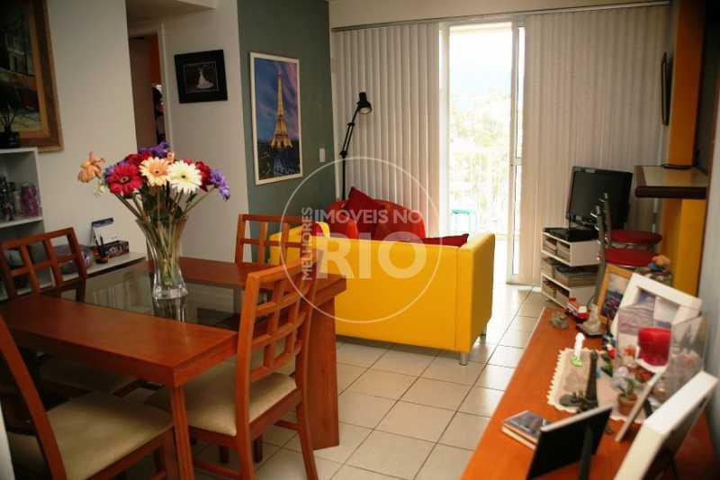 Melhores Imóveis no Rio - Apartamento 2 quartos no Recreio - MIR1554 - 1