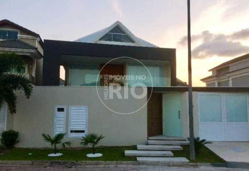 Melhores Imóveis no Rio - Casa 4 quartos no Condomínio Riviera Del Sol - CB0656 - 1