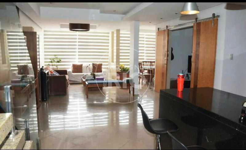Melhores Imóveis no Rio - Cobertura duplex 4 quartos na Tijuca - MIR1586 - 1