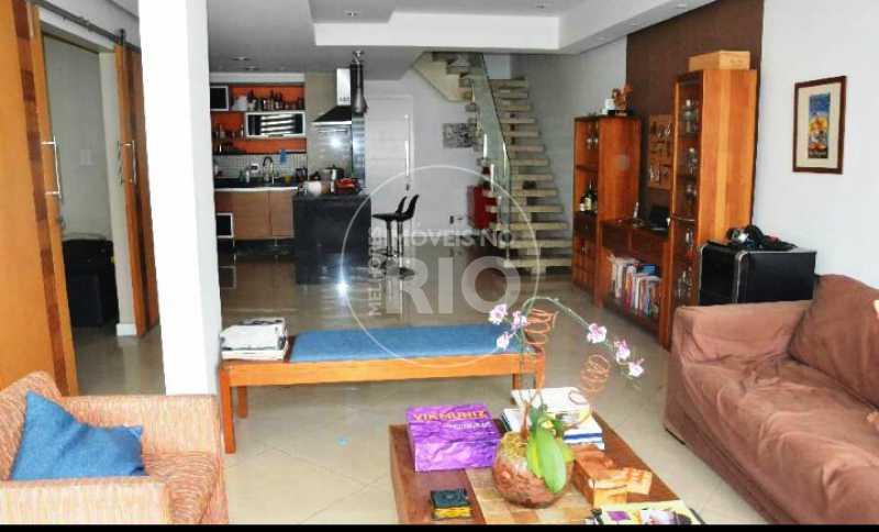 Melhores Imóveis no Rio - Cobertura duplex 4 quartos na Tijuca - MIR1586 - 3