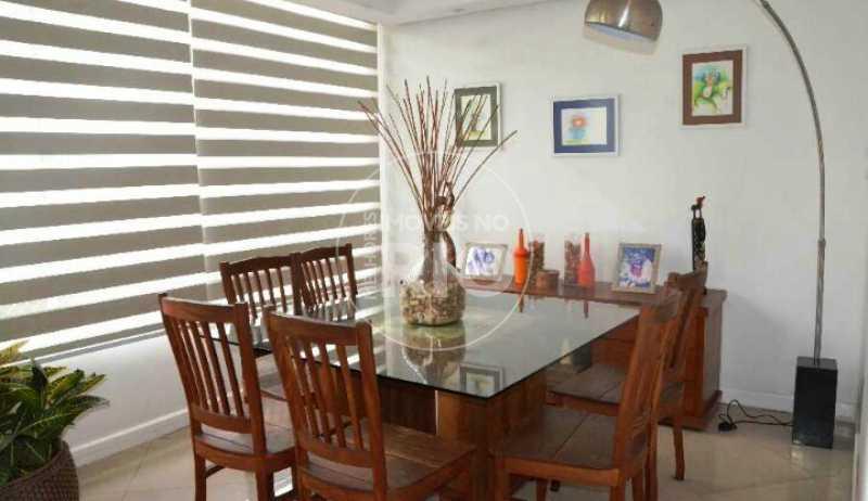 Melhores Imóveis no Rio - Cobertura duplex 4 quartos na Tijuca - MIR1586 - 4