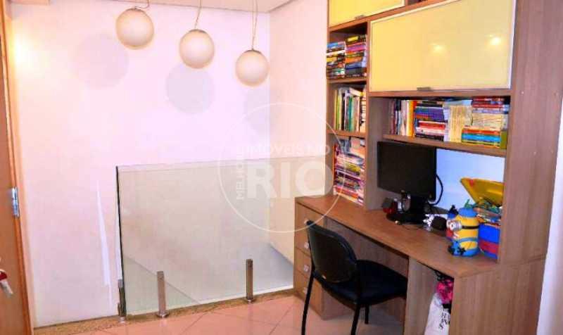 Melhores Imóveis no Rio - Cobertura duplex 4 quartos na Tijuca - MIR1586 - 7