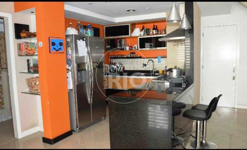 Melhores Imóveis no Rio - Cobertura duplex 4 quartos na Tijuca - MIR1586 - 16