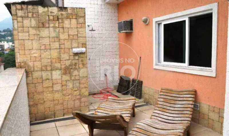 Melhores Imóveis no Rio - Cobertura duplex 4 quartos na Tijuca - MIR1586 - 20
