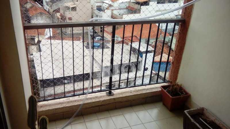 Melhores Imóveis no Rio - Apartamento 2 quartos no Andaraí - MIR1596 - 22
