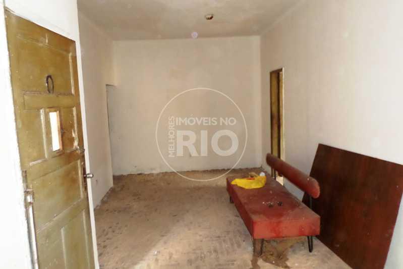 Melhores Imóveis no Rio - Casa 3 quartos na Tijuca - MIR1599 - 1
