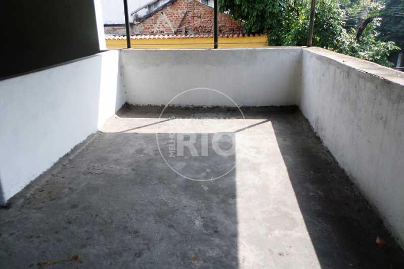 Melhores Imóveis no Rio - Casa 3 quartos na Tijuca - MIR1599 - 19