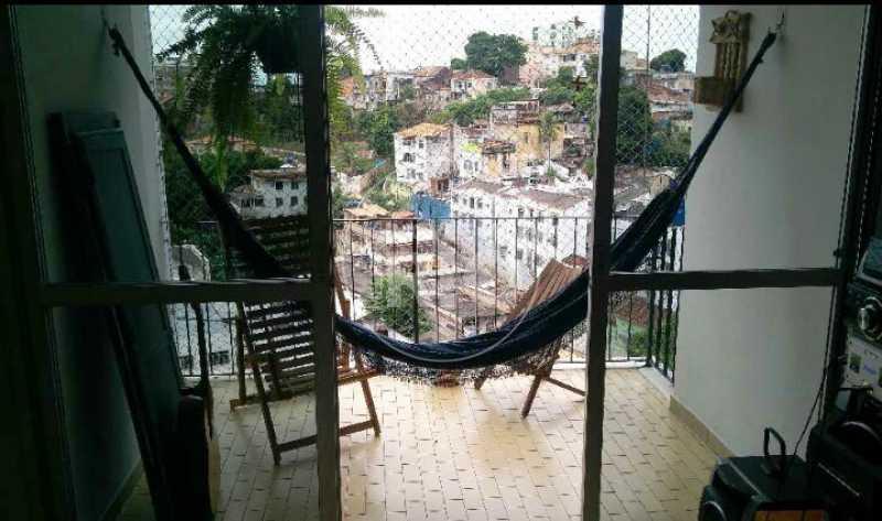 Melhores Imóveis no Rio - Apartamento 2 quartos no Rio Comprido - MIR1618 - 1