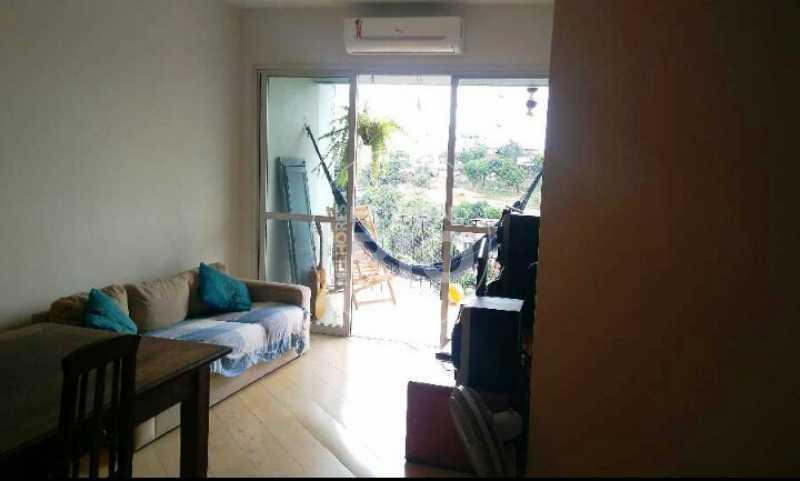 Melhores Imóveis no Rio - Apartamento 2 quartos no Rio Comprido - MIR1618 - 3