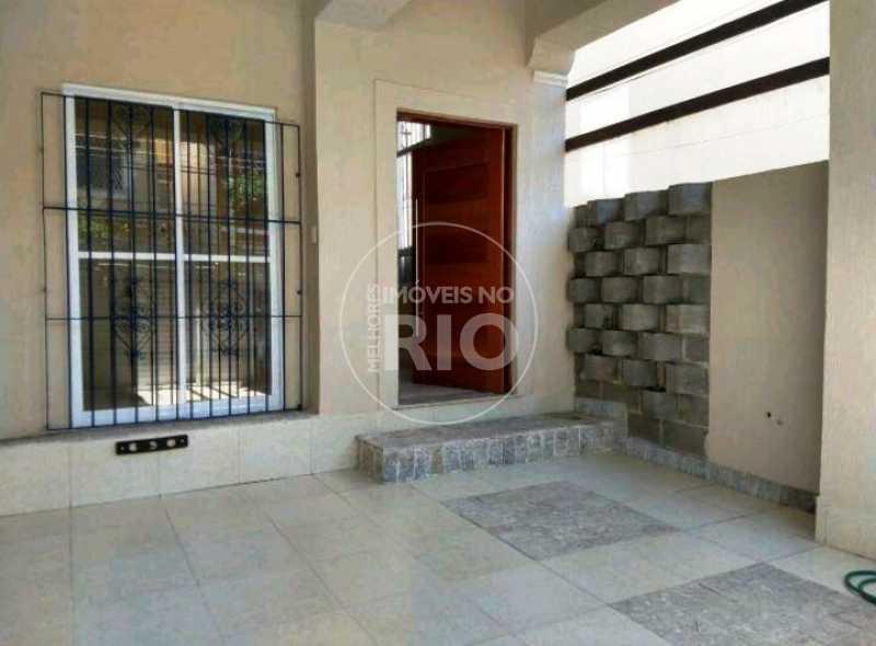 Melhores Imóveis no Rio - Casa duplex 3 quartos na Tijuca - MIR1629 - 1