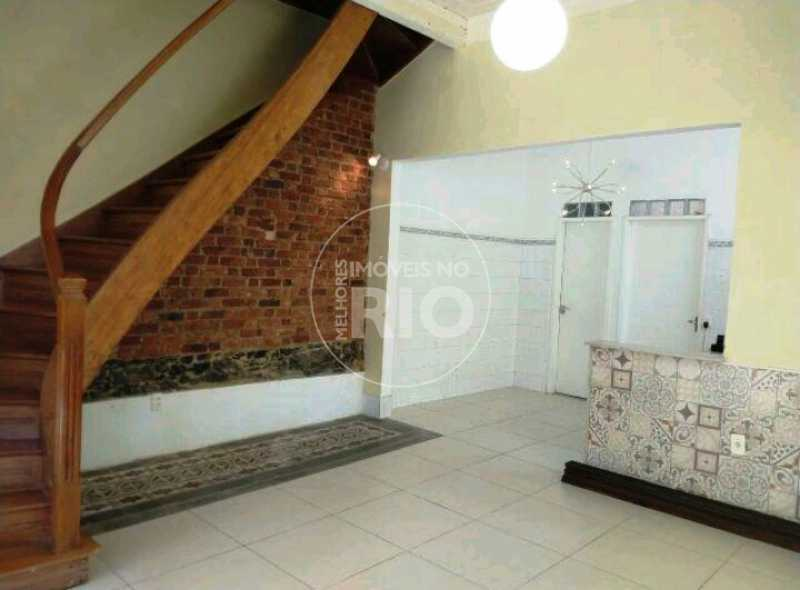 Melhores Imóveis no Rio - Casa duplex 3 quartos na Tijuca - MIR1629 - 5