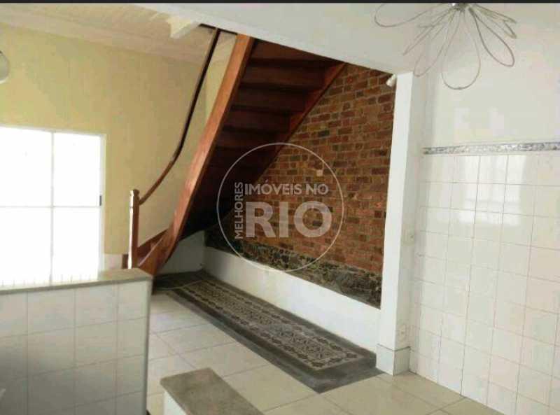 Melhores Imóveis no Rio - Casa duplex 3 quartos na Tijuca - MIR1629 - 6