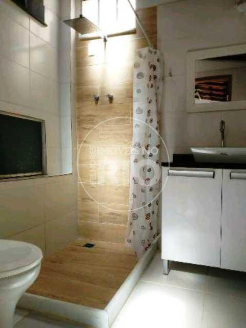 Melhores Imóveis no Rio - Casa duplex 3 quartos na Tijuca - MIR1629 - 12